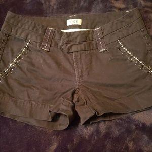 BKE Black Shorts